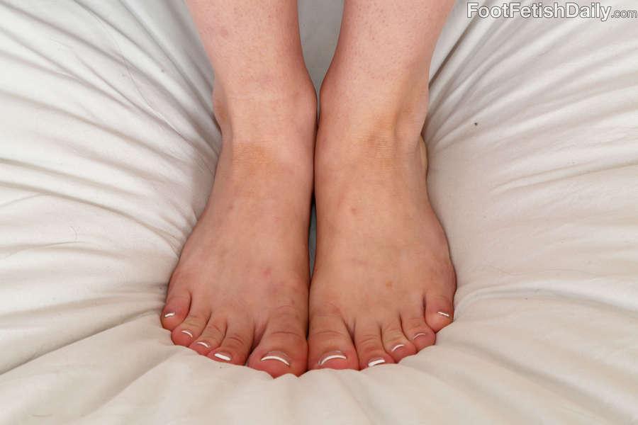 Marley Matthews Feet