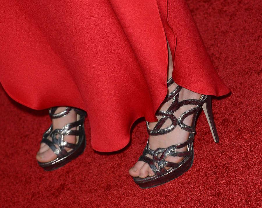 Alison Pill Feet