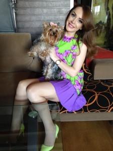 Alina Martirosyan Feet