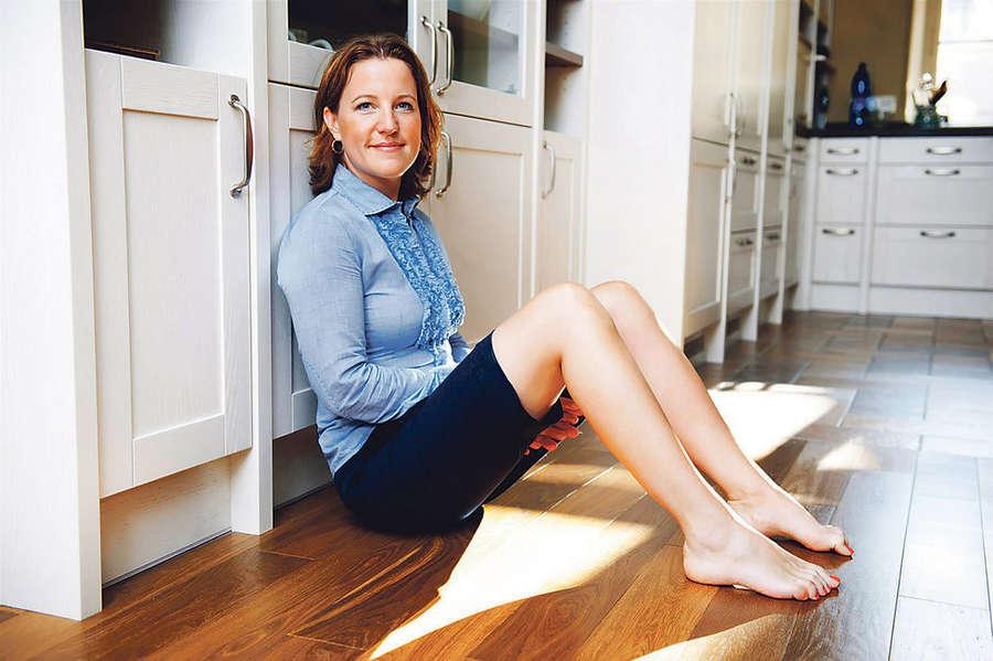 Karolina Peake Feet