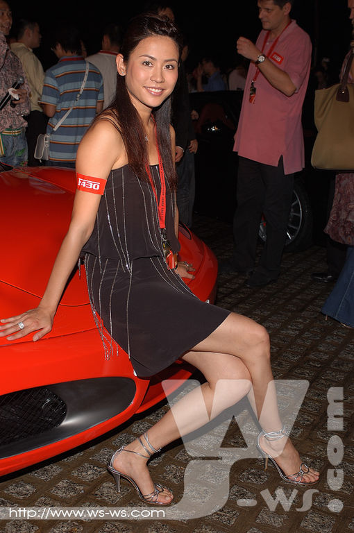 Jessica Hester Hsuan Feet