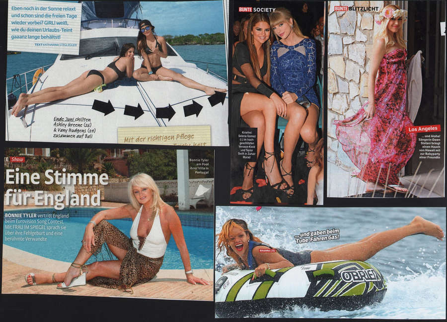 Bonnie Tyler Feet