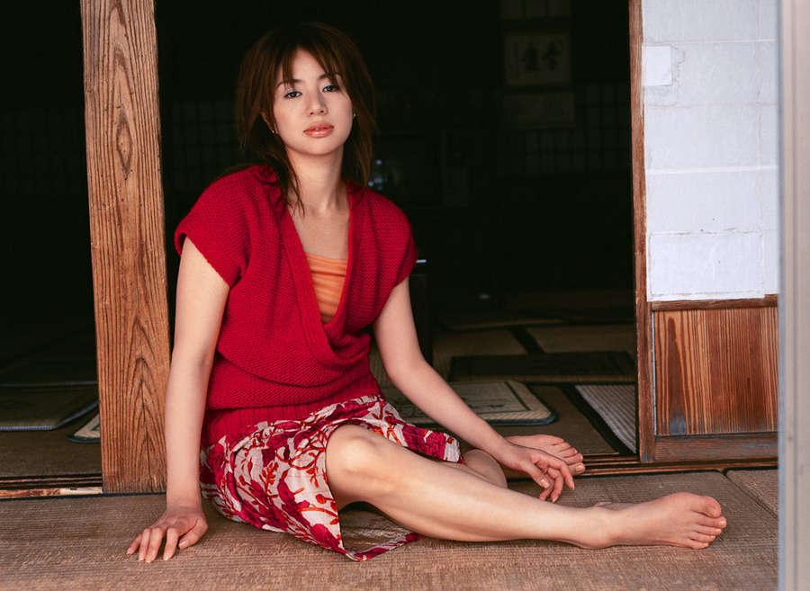 Haruka Igawa Feet