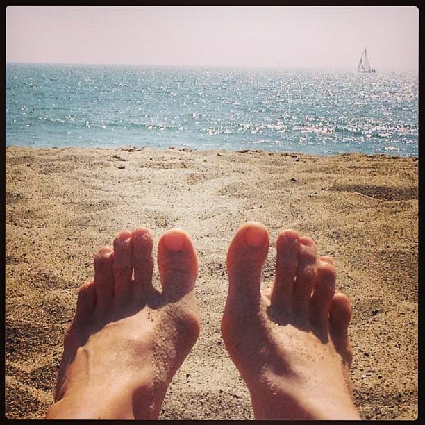 Jaimi Paige Feet