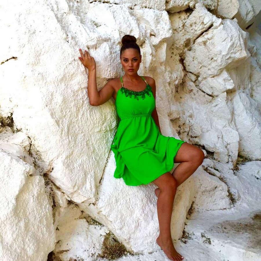 Bagia Antonopoulou Feet