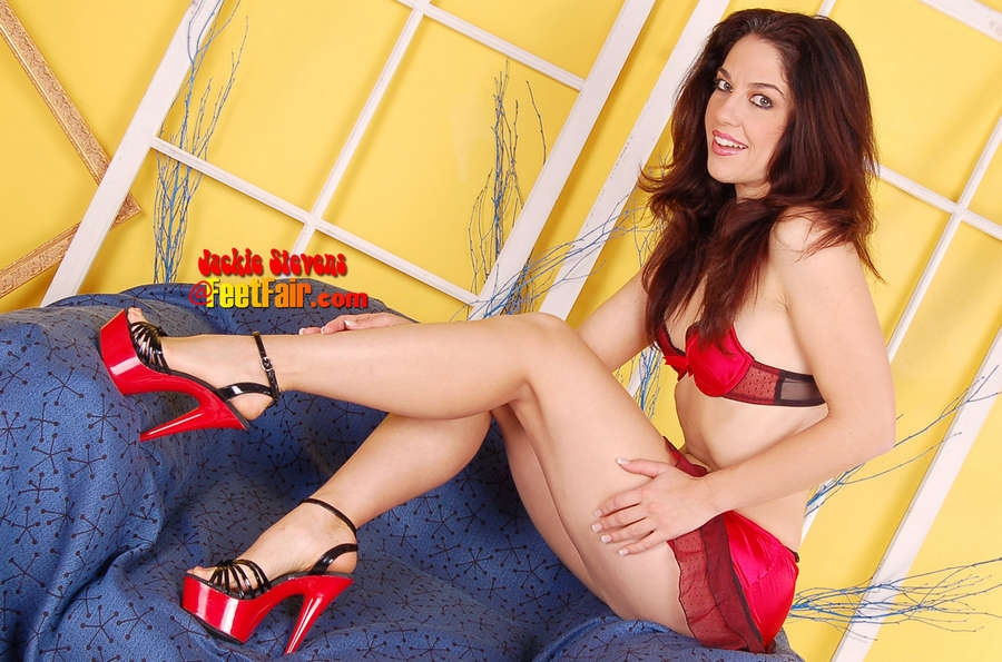 Jackie Stevens Feet