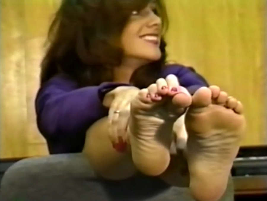 Kelsie Chambers Feet