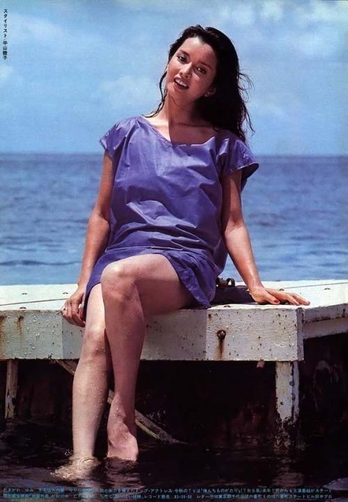 Yumi Takigawa Feet