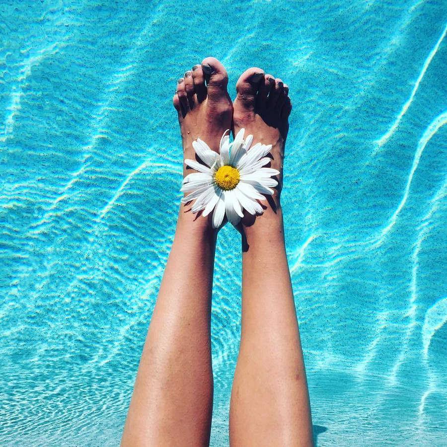 Vitina Blumenthal Feet