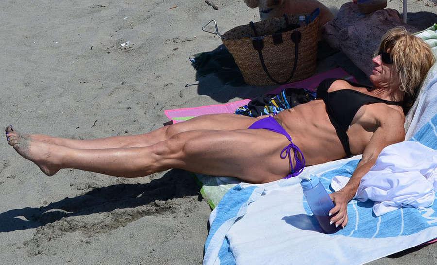 Heather Ali Feet