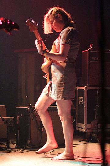 Marnie Stern Feet