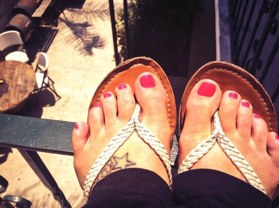 Mackenzee Pierce Feet