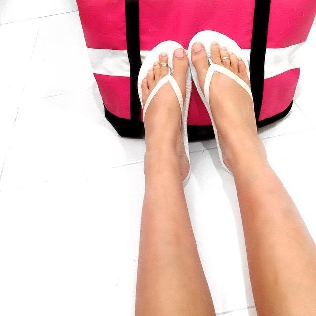 Meghan Rienks Feet