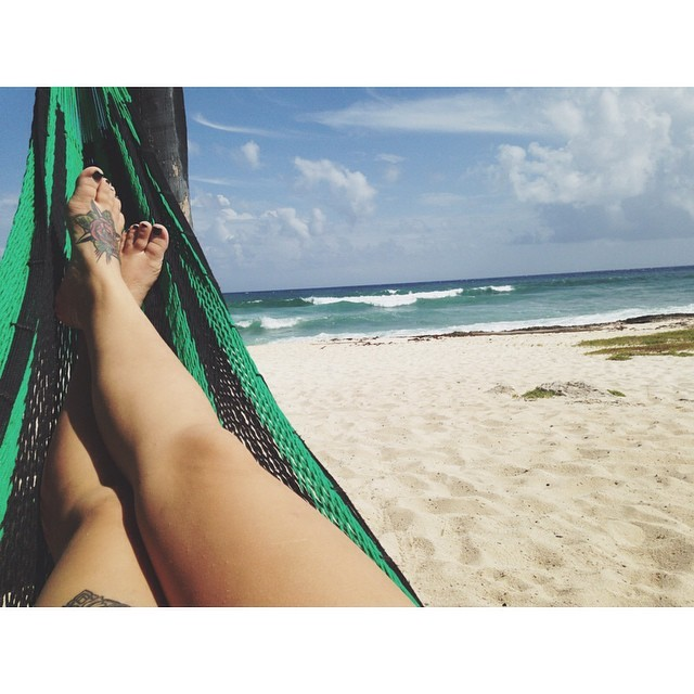 Brittany Rusznak Feet