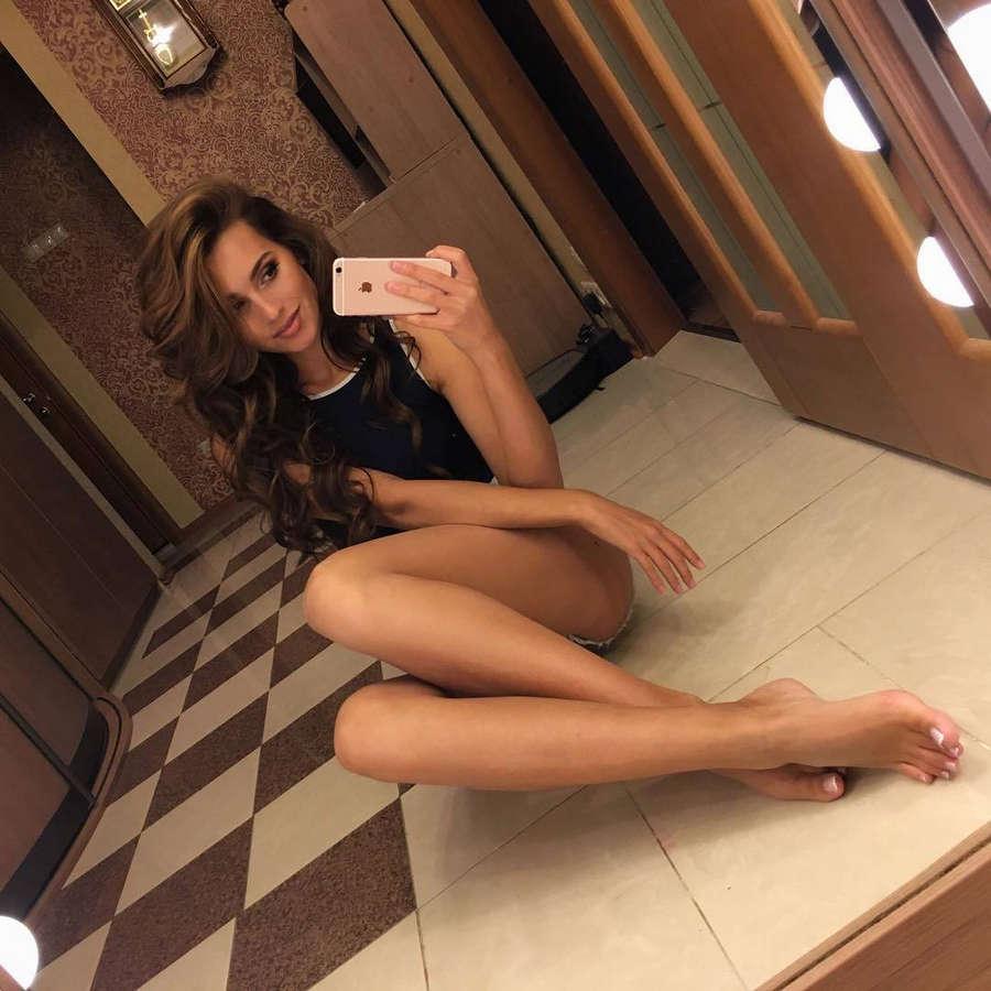 Ksenia Alexandrova Feet