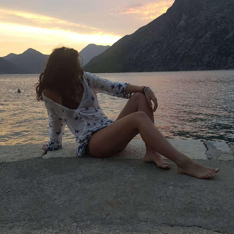 Ivana Dudic Feet