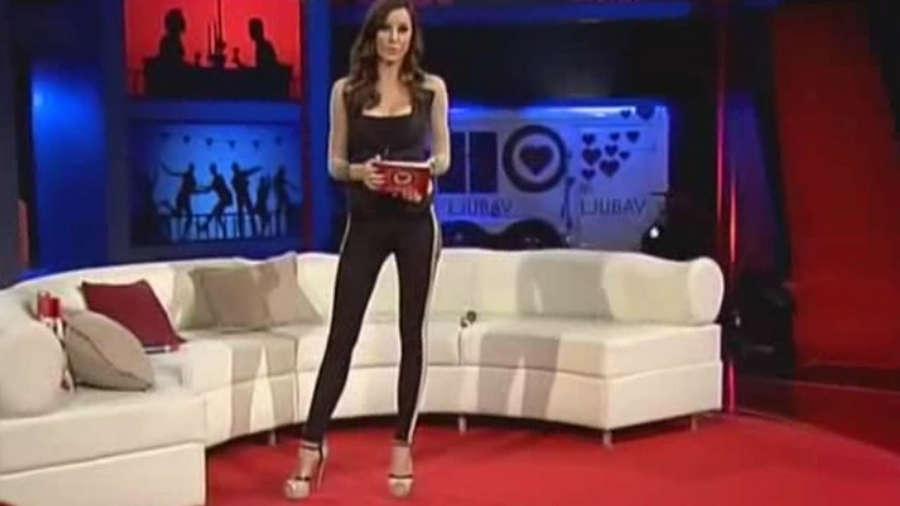 Katarina Sismanovic Feet
