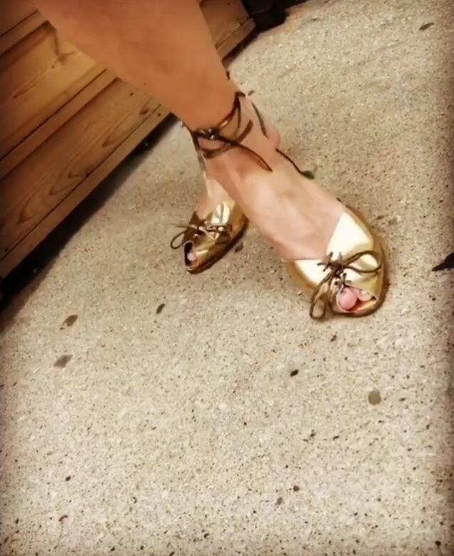 Danielle Colby Cushman Feet