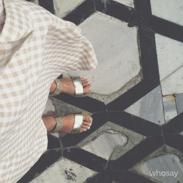 Fernanda Romero Feet