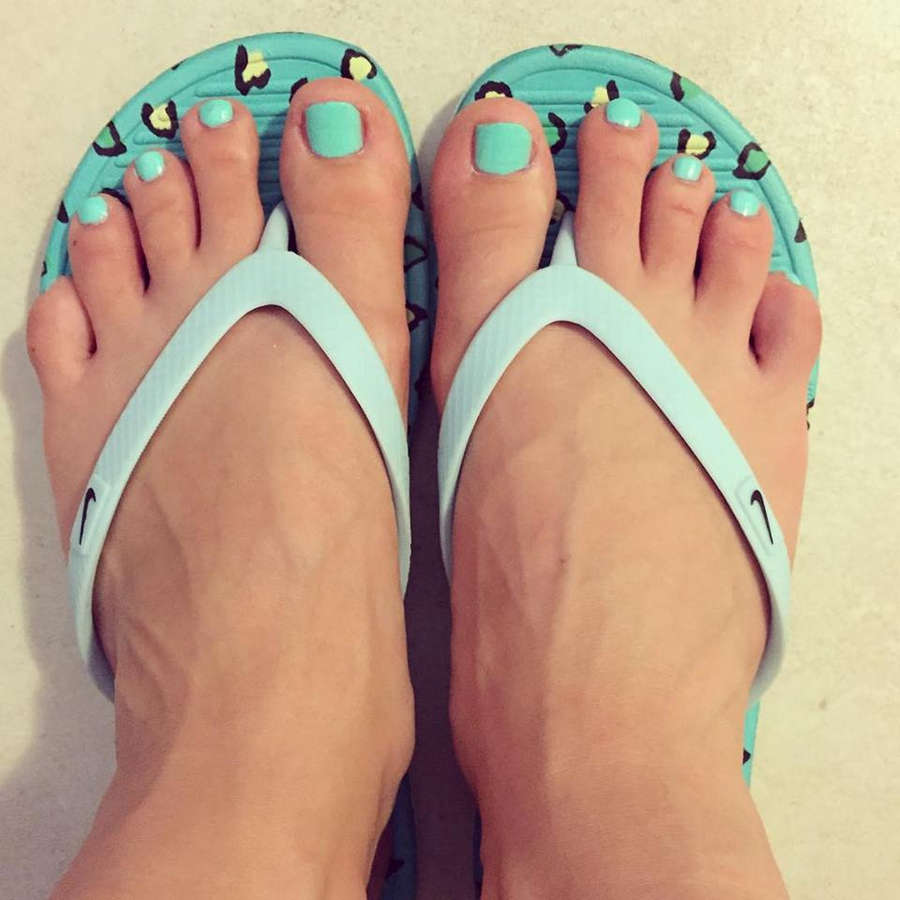 Carlotta Ferlito Feet