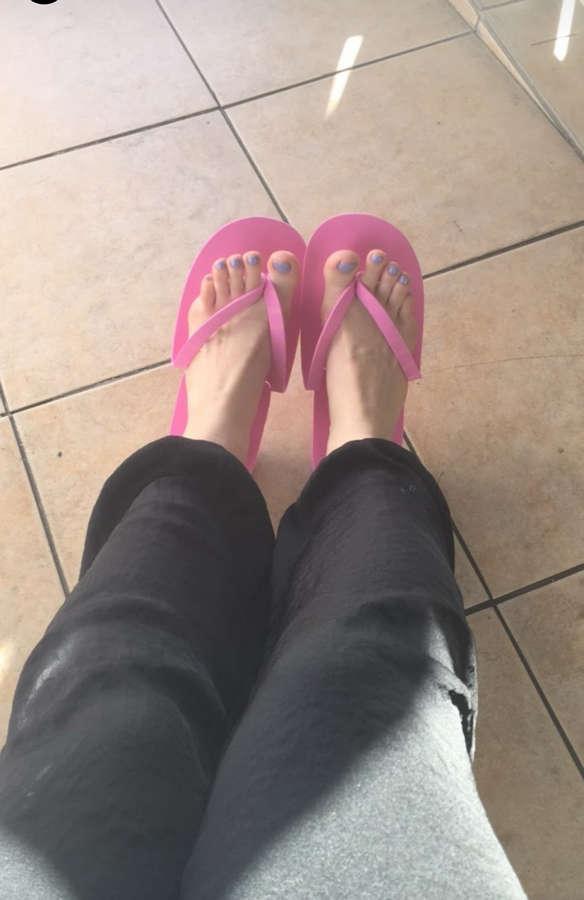 Laci J Mailey Feet