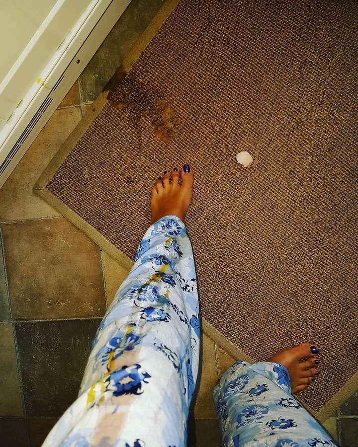 Gemma Oaten Feet