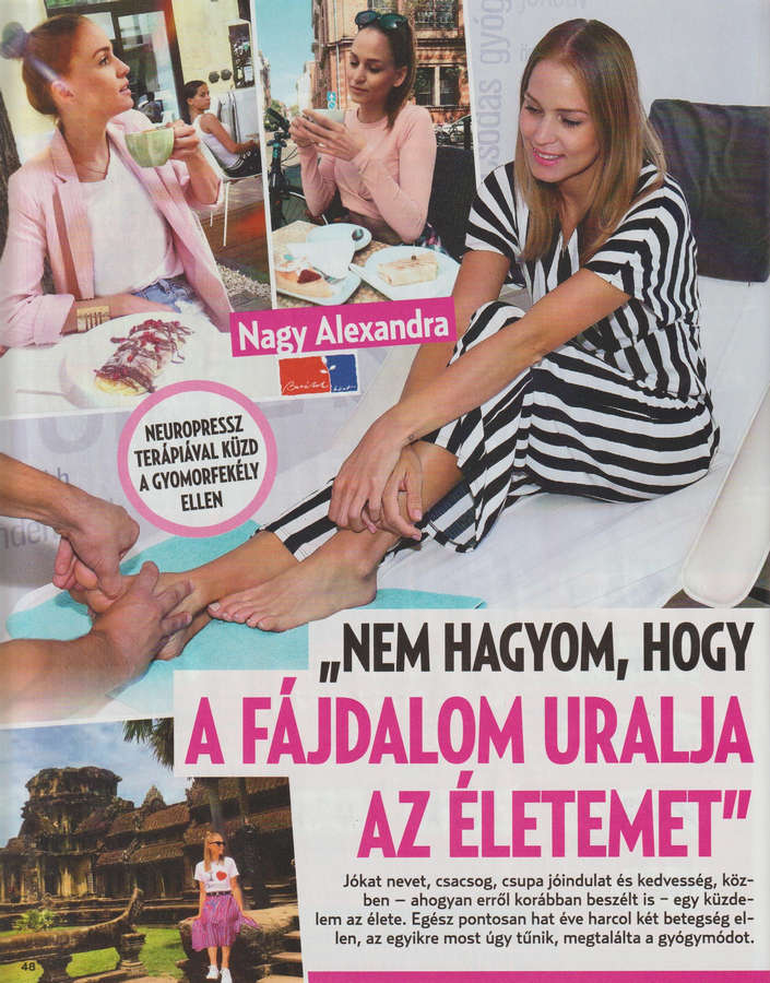 Alexandra Nagy Feet