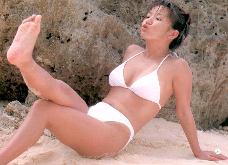 Yuuko Sakaki Feet
