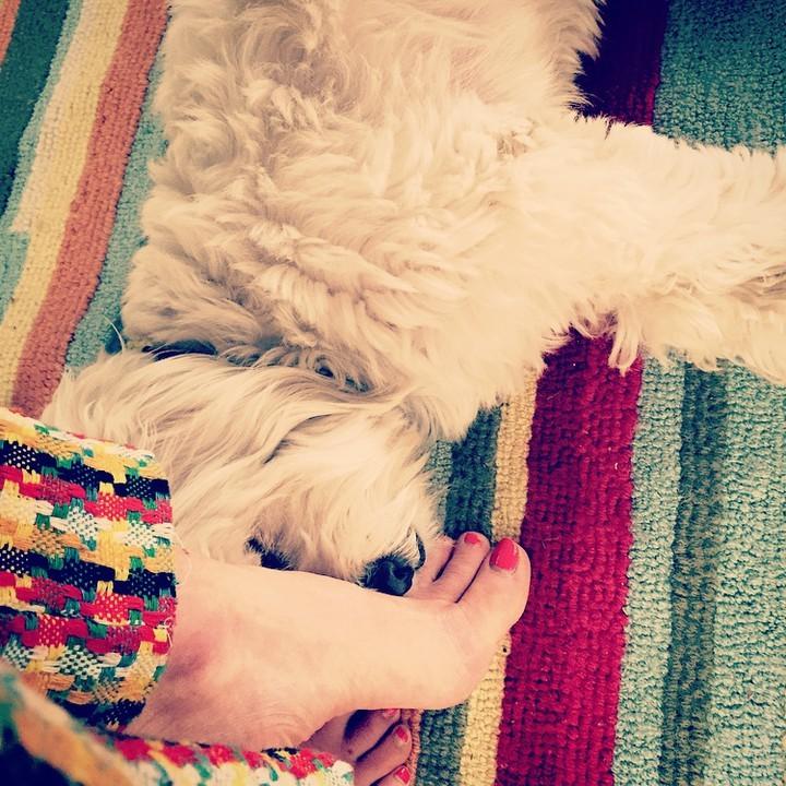 Genevieve Angelson Feet