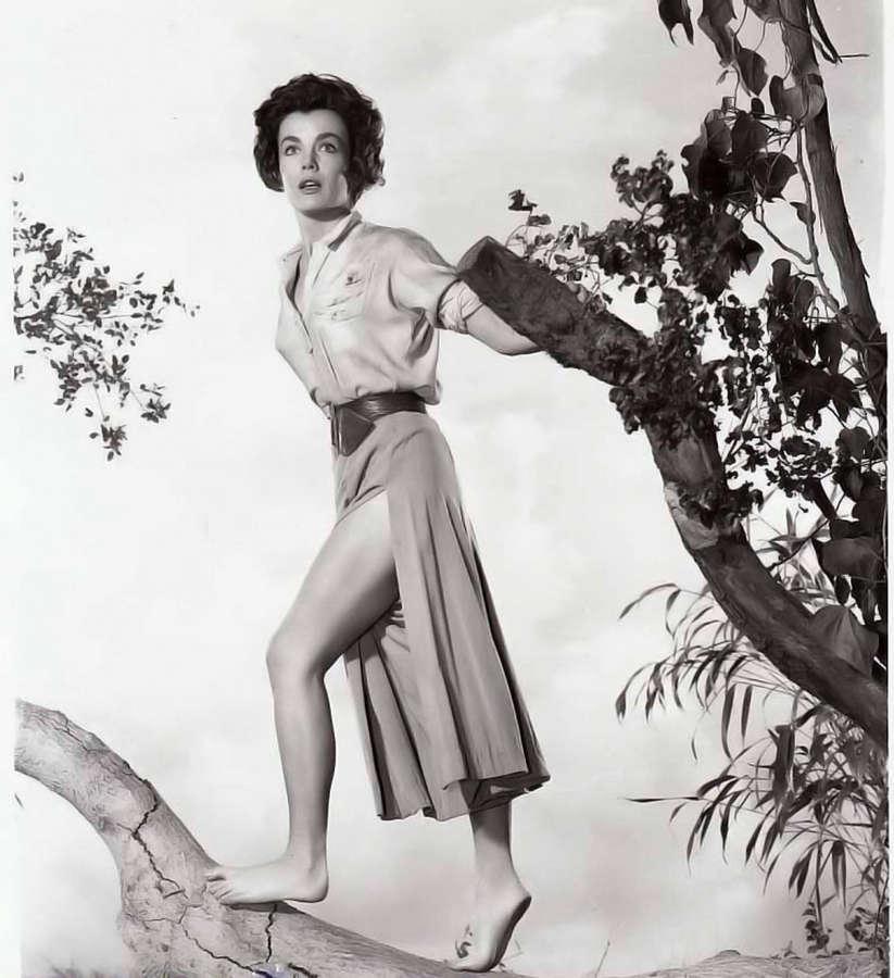 Joanna Barnes Feet