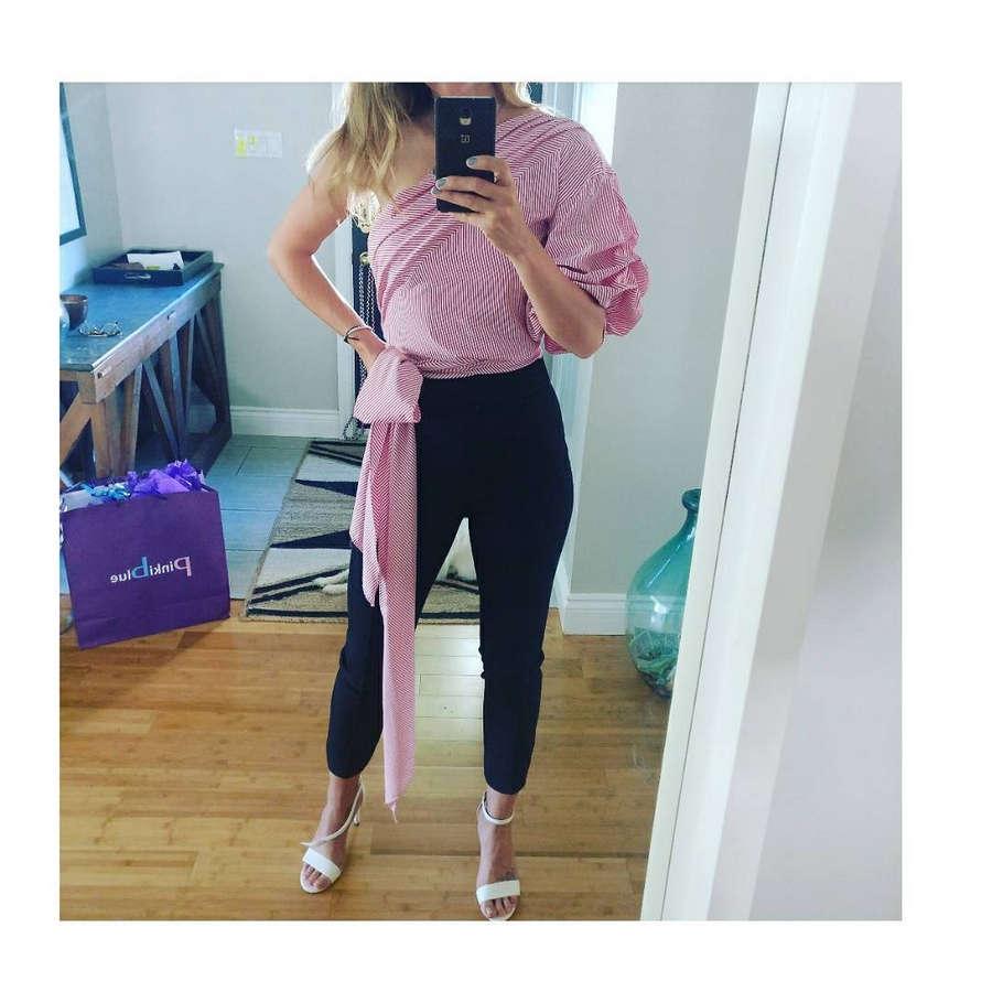 Alexis Honce Feet