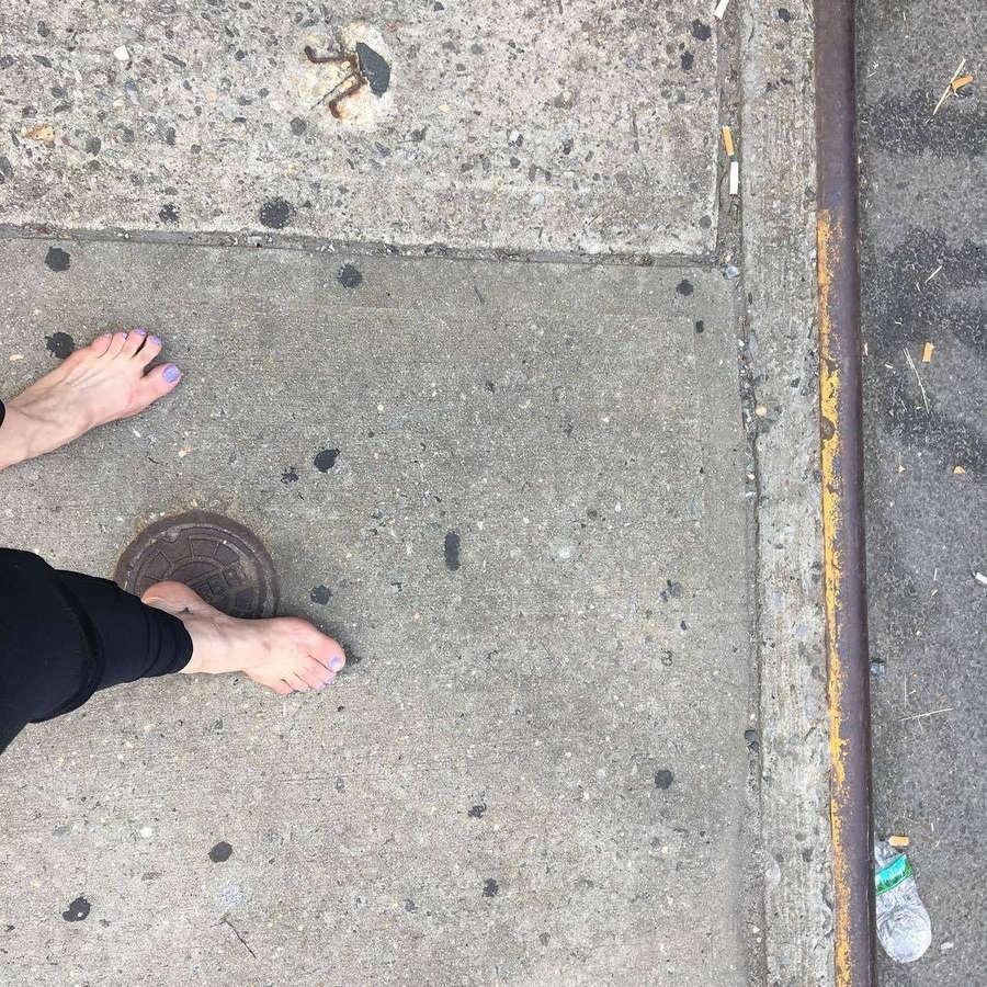 Princess Donna Feet