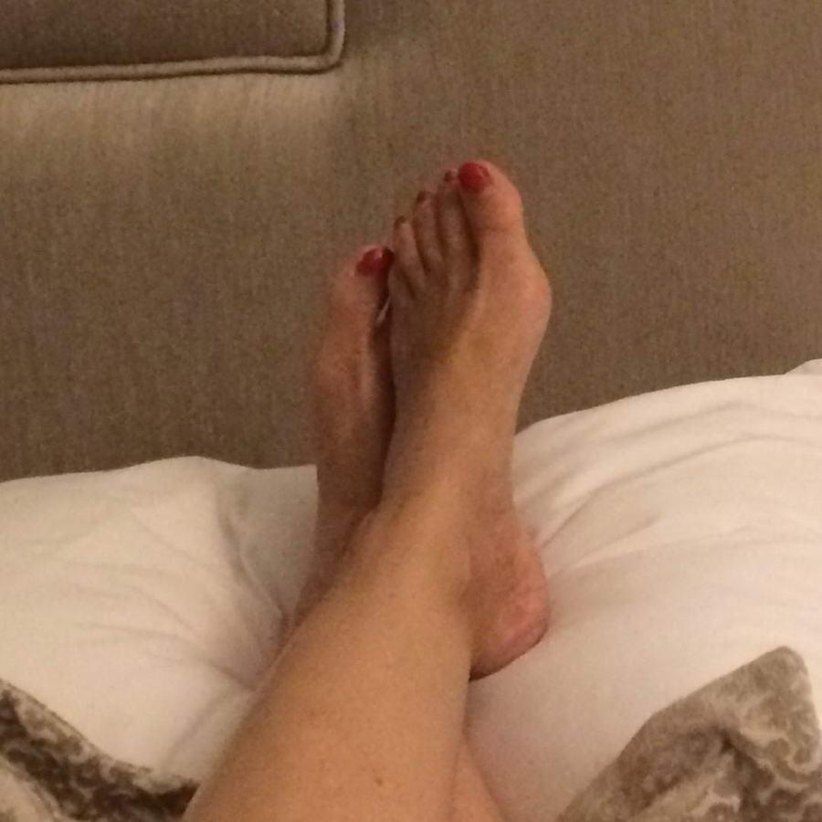 Michal Yannai Feet