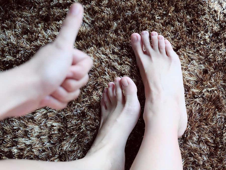 Karel Marquez Feet