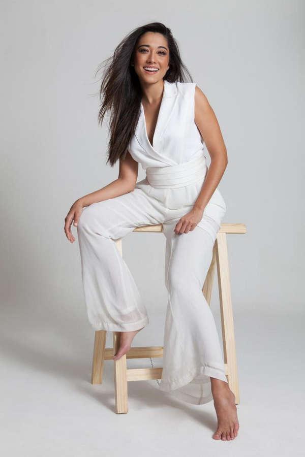 Jacqueline Sato Feet