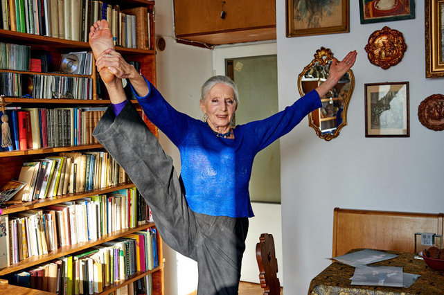Helena Norowicz Feet