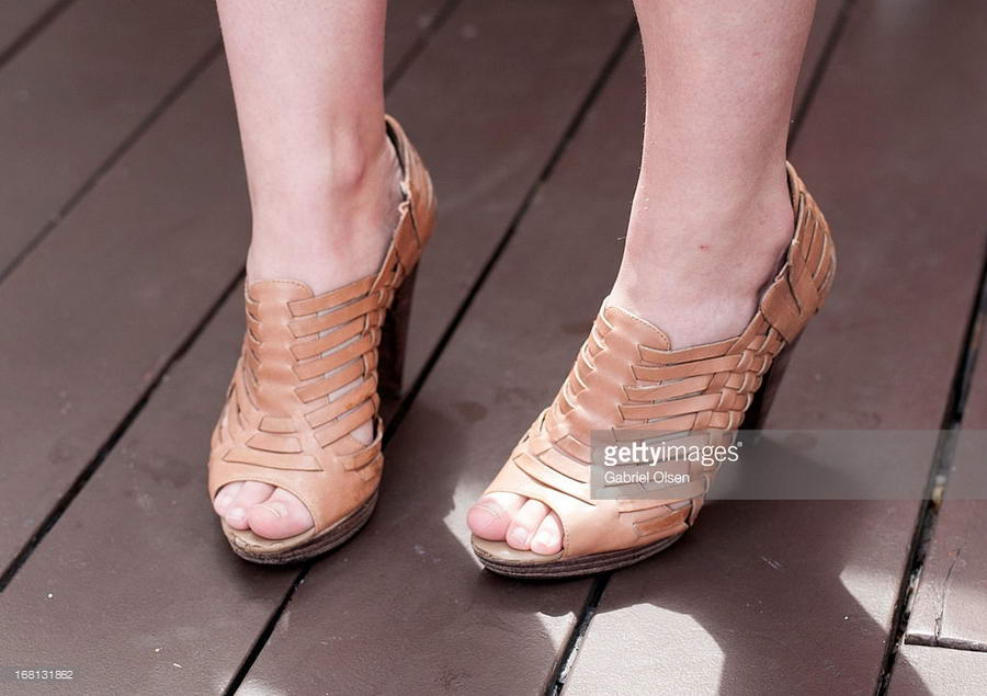 Allison Robertson Feet
