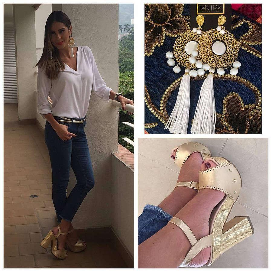 Carolina Soto Feet