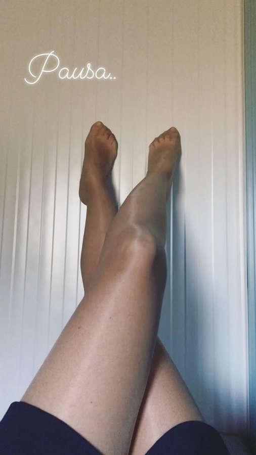 Desiree Noferini Feet