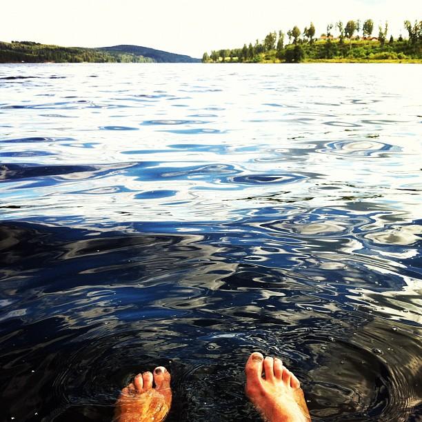 Anna Haag Feet