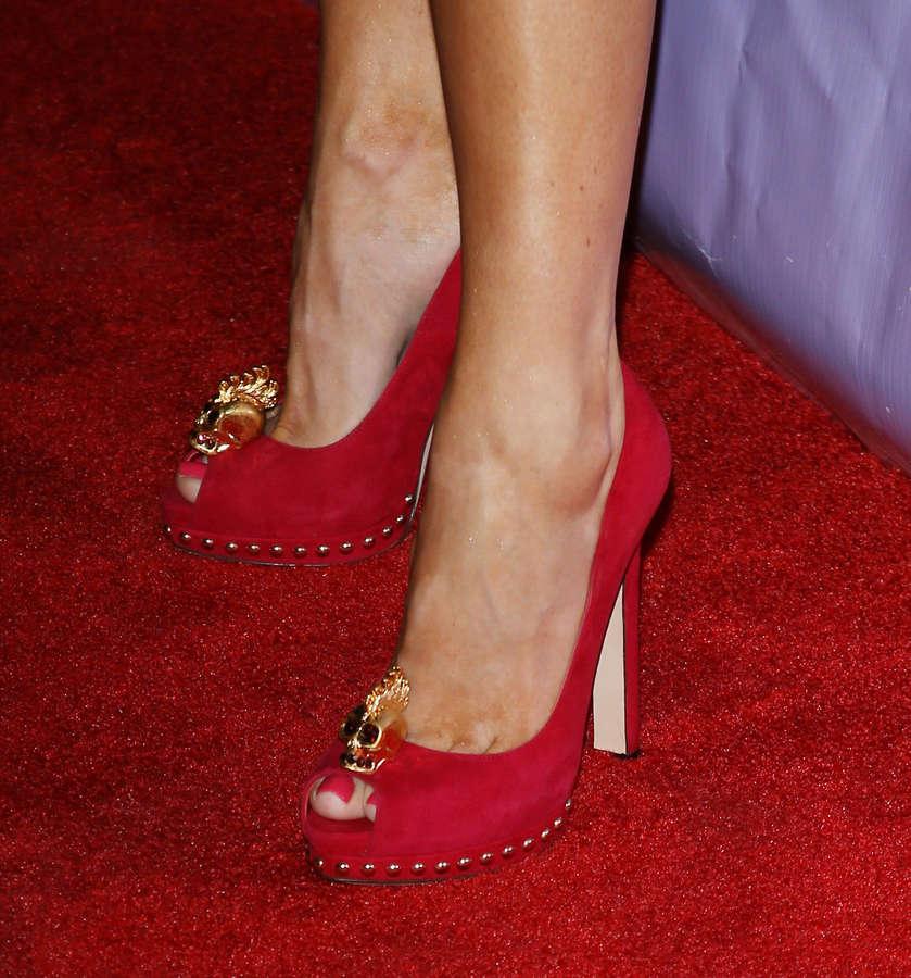 Gretchen Rossi Feet