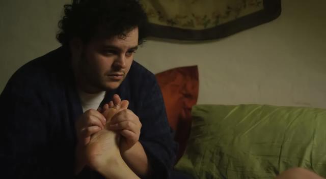 Kristen Ruhlin Feet