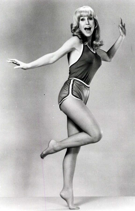 Barbara Eden Feet