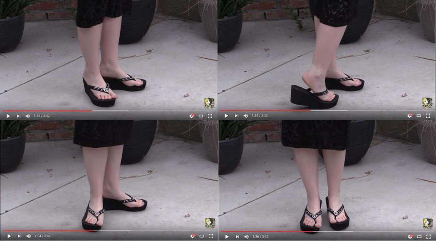 Suzy Berhow Feet