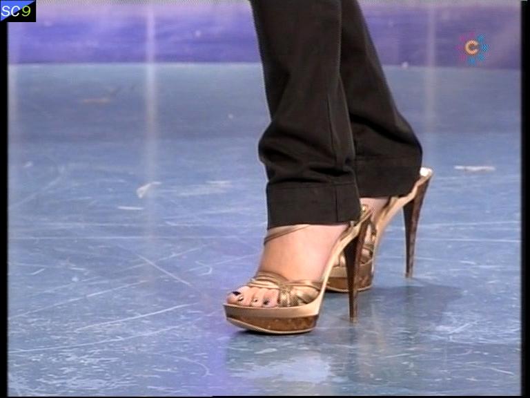 Nuria Fergo Feet
