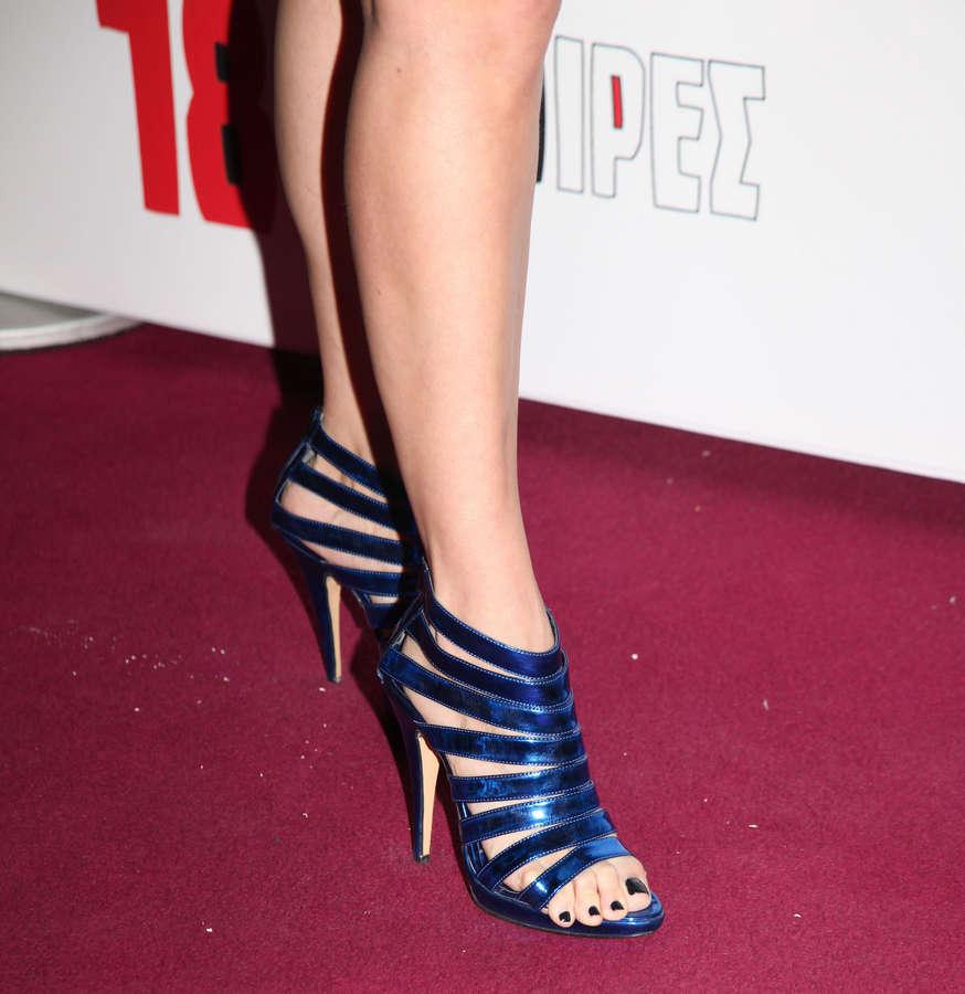 Panayiota Vlanti Feet