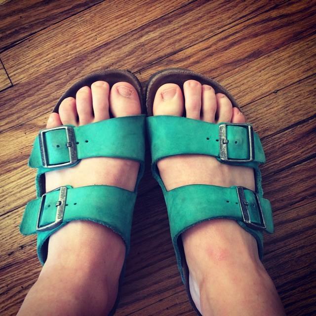 Micki Krimmel Feet