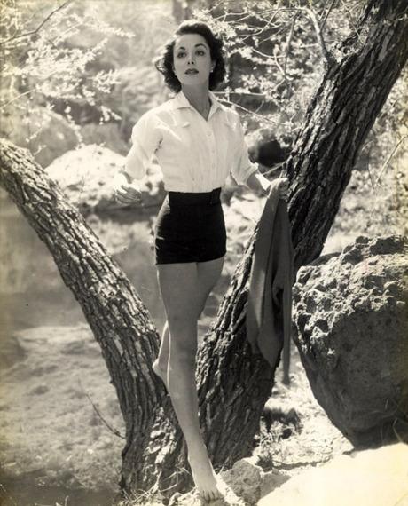 Barbara Rush Feet