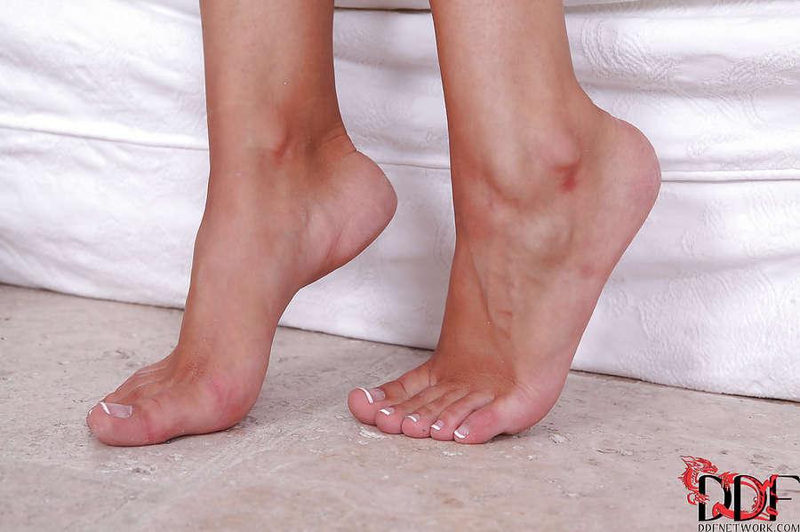 Chloe Lacourt Feet