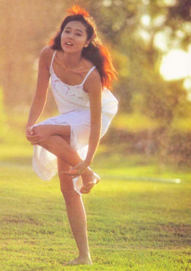 Yuko Asano Feet